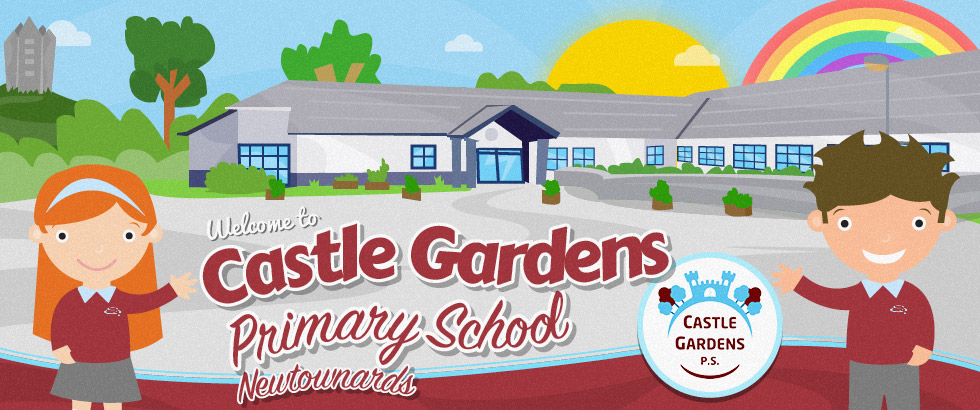 Castle Gardens Primary School, Newtownards