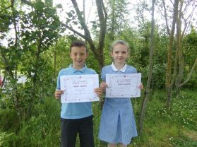 Key Stage 2 Awards Assembly