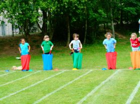 P3 & P4 Sports Day