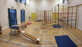 Castle Gardens After-School Gymnastics Club