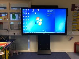 PTA Purchase New Whiteboard