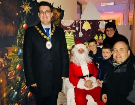 PTA Christmas Fair Raoses Over £2000