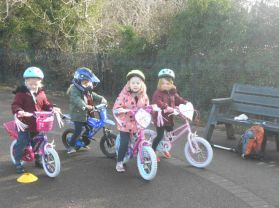 SUSTRANS 'Ditch the Stabilisers'