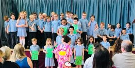 P3 & P4 End of Year Assembly