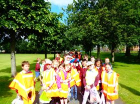 Litter Picking Trip