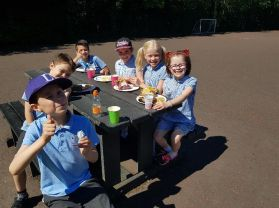 End of Term Picnic