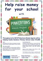 First House Sale Completed in Pinkertons School Project